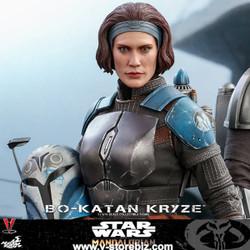 Hot Toys TMS035 Star Wars: The Mandalorian Bo-Katan Kryze