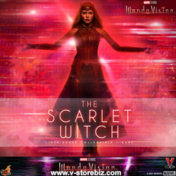 Hot Toys TMS036 WandaVision - Scarlet Witch