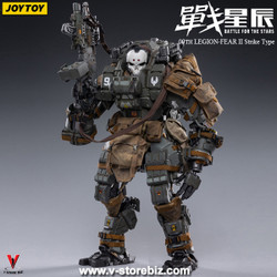 JOYTOY 09th Legion-Fear II Mecha Strike Type