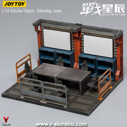 JOYTOY 1/18 Mecha Depot : Meeting Area