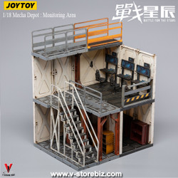 JOYTOY 1/18 Mecha Depot : Monitoring Area