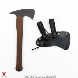 E&S 26040A SMU QRF Operator Part XI Combat Axe & Sheath