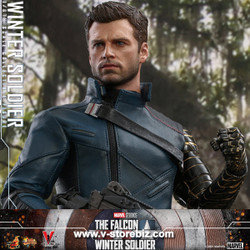 Hot Toys TMS039 The Falcon & The Winter Soldier - Winter Soldier