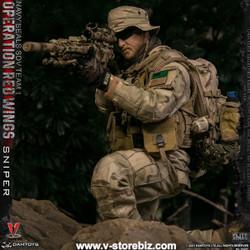 DAMTOYS 78085 Operation Red Wings SEAL SDV Team 1 Sniper