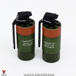 E&S 26040B SMU QRF Operator Part XI Flashbangs