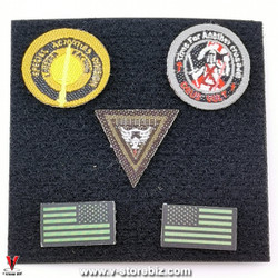 E&S 26038R S.A.D SOG Casual Version Patches