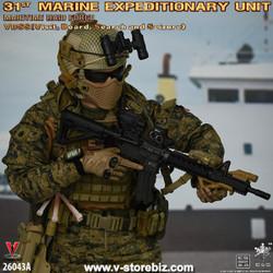 E&S 26043A 31st MEU Maritime Raid Force (MRF) VBSS