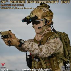 E&S 26043B 26th MEU Maritime Raid Force (MRF) VBSS