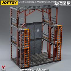 JOYTOY JT1095 1/18 Scale Mecha Depot Maintenance Area