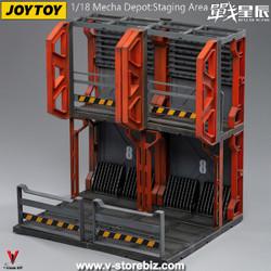 JOYTOY JT1118 1/18 Scale Mecha Depot Staging Area