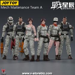 JOYTOY JT1170 Mech Maintenance Team A