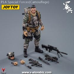 JOYTOY JT1200 PLA Special Forces (Camouflage)