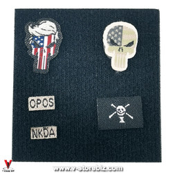 E&S 26040C SMU Tier 1 Operator XI QRF Patches