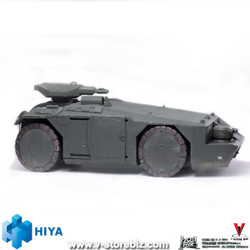 HIYA Toys EMA0045 1/18 Armored Personnel Carrier (APC) Green Version