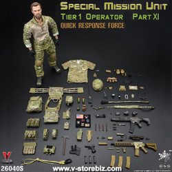 E&S 26040S Tier 1 SMU Operator Part XI QRF Exclusive Version