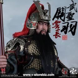303Toys MP009 Three Kingdoms Series - Marquis Guan Yu (Exclusive Version)