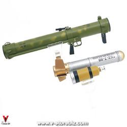 Ujindou UD9004 Russian Spetsnaz Gru  RPO-A Shmel Rocket Launcher & Warhead