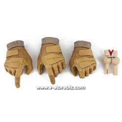 DAM DMS015 PLA Navy Marine Gunner Tong Li Gloved Hands