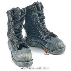 DAM DMS015 PLA Navy Marine Gunner Tong Li Combat Boots
