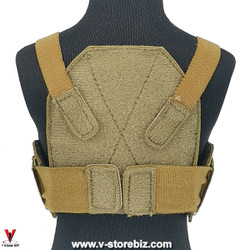 E&S 26042R Tropic Special Forces Sniper Deceptor Plate Carrier