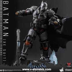 Hot Toys VGM52 Batman: Arkham Origins: Batman (XE Suit)