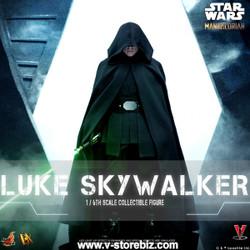 Hot Toys DX22 Star Wars: The Mandalorian - Luke Skywalker