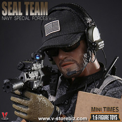 Mini Times M029 SEAL Team: Navy Special Forces