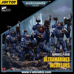JOYTOY x Warhammer 40k Ultramarines Incursors