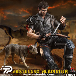 Premier Toys PT0001 Wasteland Gladiator