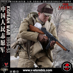 Soldier Story SS124 Chinese People's Volunteer Army 1950-53