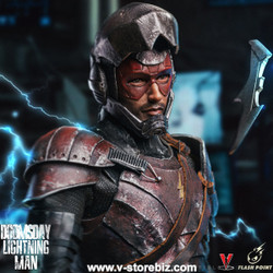 Flashpoint Studio FP-22166 Doomsday Lightning Man