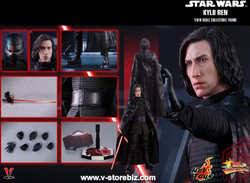 Hot Toys MMS438 Star Wars Episode VIII : The Last Jedi Kylo Ren