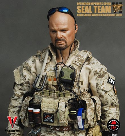 Soldier Story SS057 Operation Neptune's Spear SEAL TEAM VI