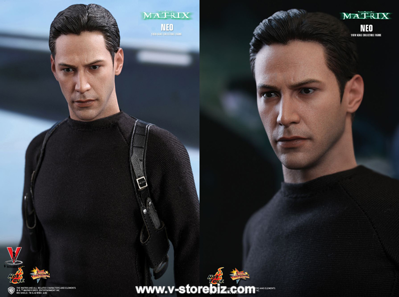 Hot Toys MMS466 The Matrix Neo
