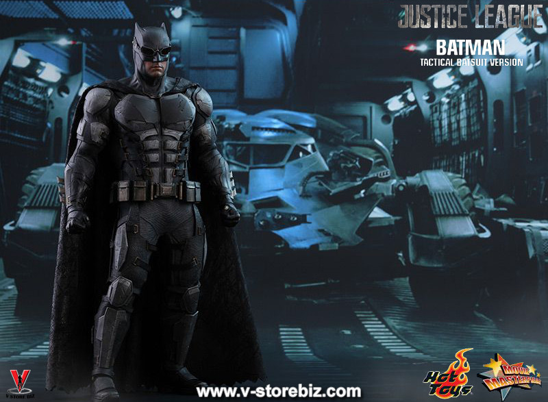 Hot Toys MMS432 Justice League  Batman (Tactical Batsuit Version)