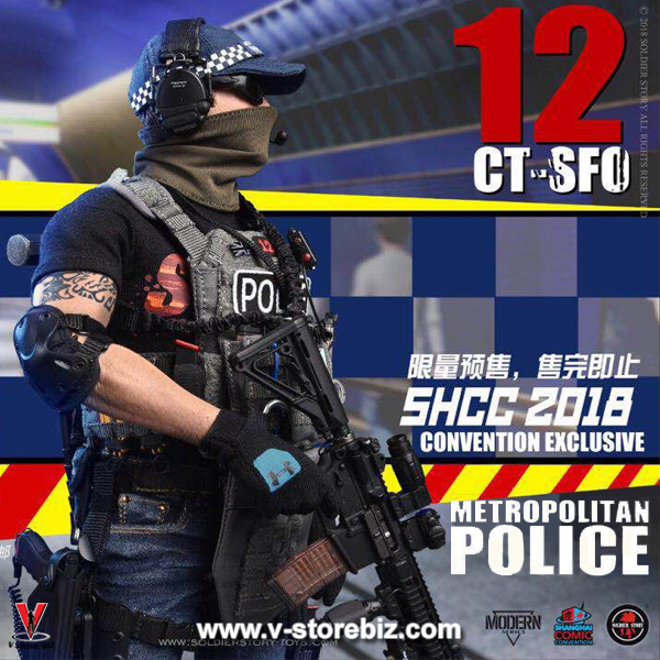 Soldier Story SS112 CT SFO 2018 SHCC Exclusive