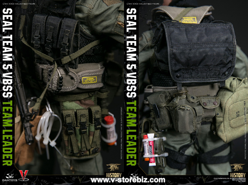 DAMToys 78045 SEAL Team 5 VBSS  Team Leader