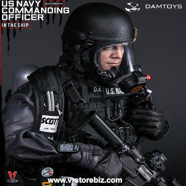 DAM 78050 US Navy Commanding Officer