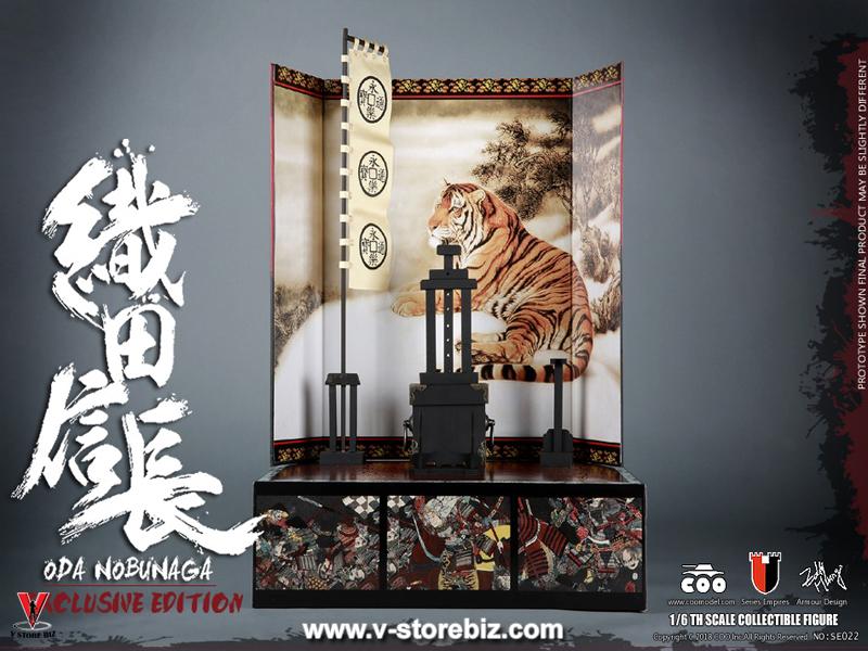 Coomodel SE022 Series of Empires Oda Nobunaga (Exclusive Edition)