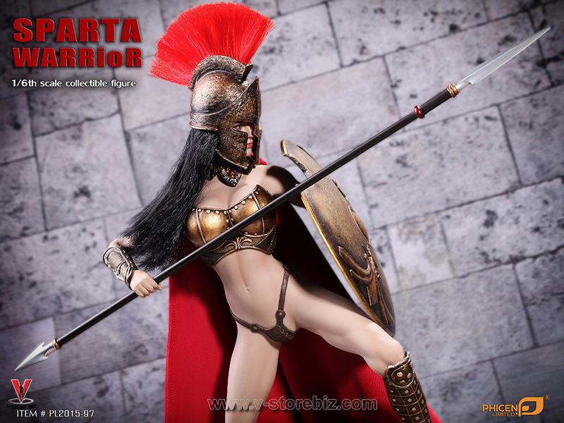 PHICEN PL2015-97 Sparta Warrior