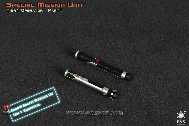 """E&S 26007 Special Mission Unit Tier 1 Operator """"Dam Neck"""""""