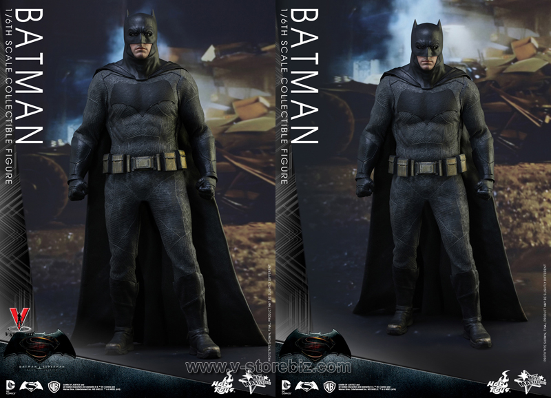 Hot Toys Batman Justice League MMS455 Gauntlets /& Screen loose 1//6th scale