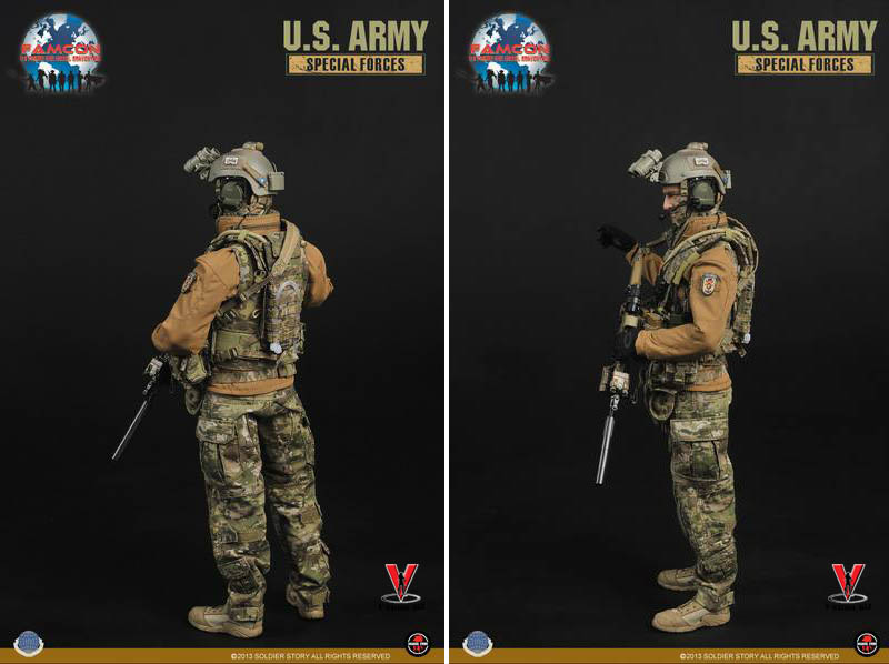 Soldier Story SS076B FAMCON Exclusive US Army Special Forces