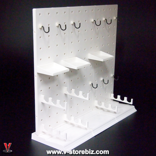 E&S Modular Weapon Display Shelf Set of 3