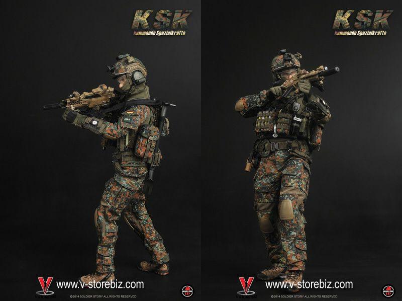 Soldier Story SS088 Kommando Spezialkrafte (KSK)