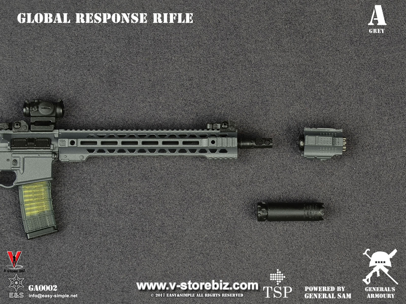 General's Armoury GA0002 Global Response Rifle A