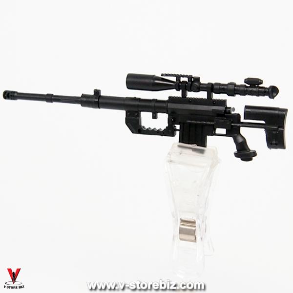 4D Model CheyTac M200 Sniper Rifle