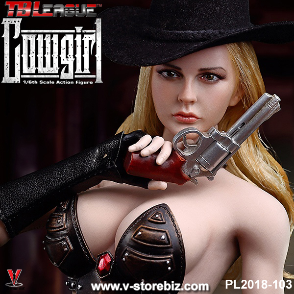 TBLeague PL2018-103 Cowgirl