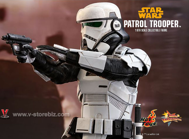 Hot Toys MMS494 Solo A Star Wars Story Patrol Trooper
