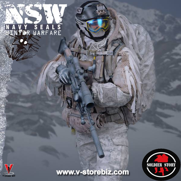 "Soldier Story SS109 NSW Winter Warfare ""Marksman"""